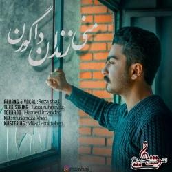 دانلود آهنگ منی زندان دا گورن از رضا شاجی  با متن ترانه