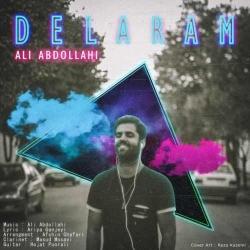 دانلود آهنگ دلارام از علی عبدالهی  با متن ترانه