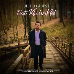 دانلود آهنگ دست خودم نیست از علی کیانی  با متن ترانه