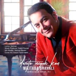 دانلود آهنگ دورتو نگاه کن از مجتبی شاه علی  با متن ترانه