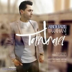 دانلود آهنگ تنهایی از ابولفضل فراهانی  با متن ترانه