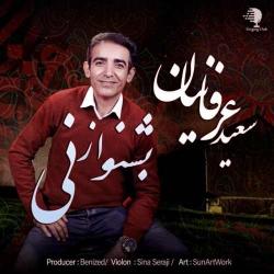 دانلود آهنگ بشنو از نی از سعید عرفانیان  با متن ترانه