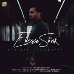 دانلود آهنگ احساس شک از مجتبی حسین آبادی  با متن ترانه