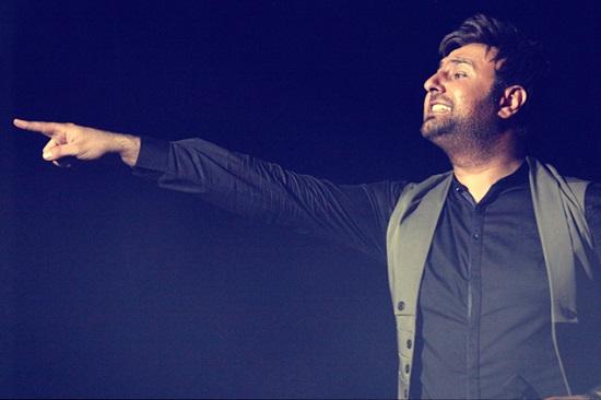 دانلود آهنگ دلت با منه از محمد علیزاده با تکست و متن ترانه