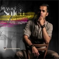 دانلود آهنگ منطقی نیست از صالح رضایی با متن ترانه و شعر