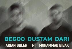 دانلود آهنگ جدید محمد بیباک و آرین گله بنام بگو دوستم داری با متن ترانه