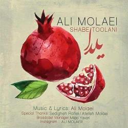 دانلود آهنگ شب طولانی از علی مولایی  با متن ترانه