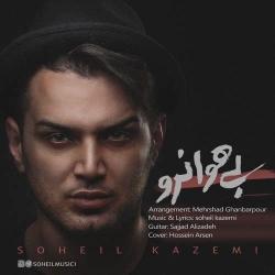 دانلود آهنگ بی هوا نرو از سهیل کاظمی  با متن ترانه