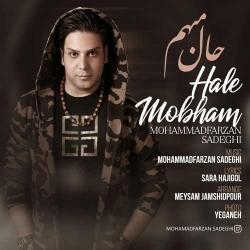 دانلود آهنگ حال مبهم از محمد فرزان صادقی  با متن ترانه